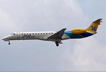 HS-PBF - PB Air Embraer ERJ-145