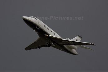G-WLVS - Private Dassault Falcon 2000 DX, EX