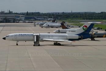 EY-85692 - Tajikistan Airlines Tupolev Tu-154M