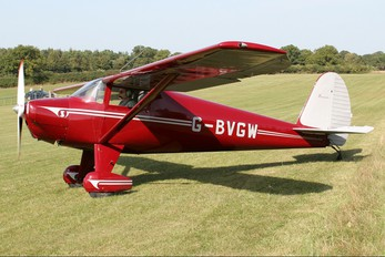 G-BVGW - Private Luscombe 8a Silvaire