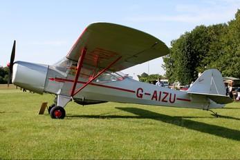 G-AIZU - Private Auster 5J1 Autocrat
