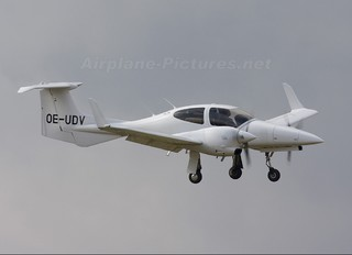 OE-UDV - PanAm Aviation Diamond DA 42 Twin Star