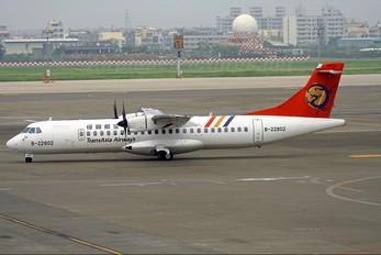 B-22802 - TransAsia Airways ATR 72 (all models)