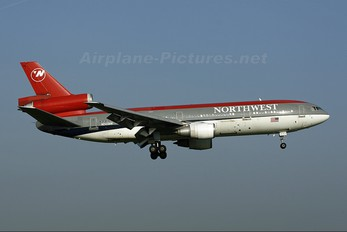 N243NW - Northwest Airlines McDonnell Douglas DC-10