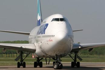 F-HAJC - Corsair / Corsair Intl Boeing 747-300