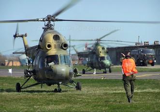 7332 - Poland - Army Mil Mi-2