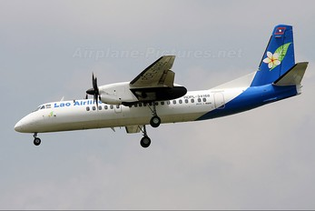 RDPL-34168 - Lao Airlines Xian MA-60