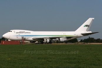 N218BA - Airfreight Express Boeing 747-200F