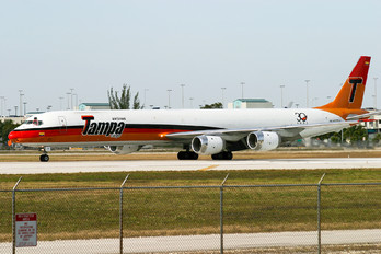 HK-4277-X - Tampa Colombia McDonnell Douglas DC-8F