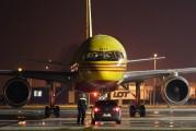 G-BMRH - DHL Cargo Boeing 757-200F aircraft