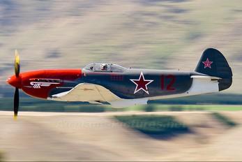 ZK-YYY - Private Yakovlev Yak-3M