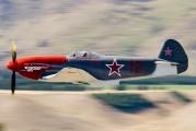 ZK-YYY - Private Yakovlev Yak-3M aircraft