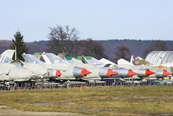 0817 - Czech - Air Force Mikoyan-Gurevich MiG-21U