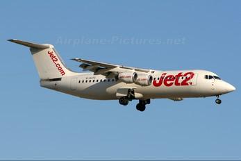 G-FLTC - Jet2 British Aerospace BAe 146-300/Avro RJ100