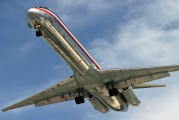 N456AA - American Airlines McDonnell Douglas MD-82 aircraft
