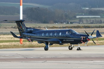 HB-FOI - Air Engiadina Pilatus PC-12