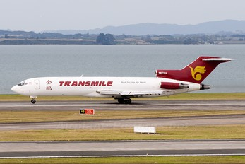 9M-TGG - Transmile Air Services Boeing 727-200F (Adv)