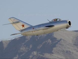 NX87CN - Air Museum Chino Mikoyan-Gurevich MiG-15bis