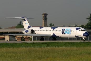 I-DAVA - Itali Airlines McDonnell Douglas MD-82