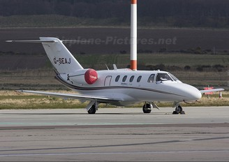 G-SEAJ - CJ 525 Cessna 525 CitationJet