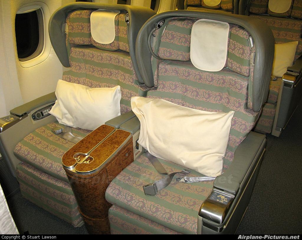 Emirates Airlines A6-EMX aircraft at Dubai Intl