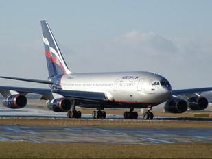 RA-96010 - Aeroflot Ilyushin Il-96