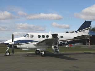 F-GFDJ - Taxi Air Fret Beechcraft 90 King Air