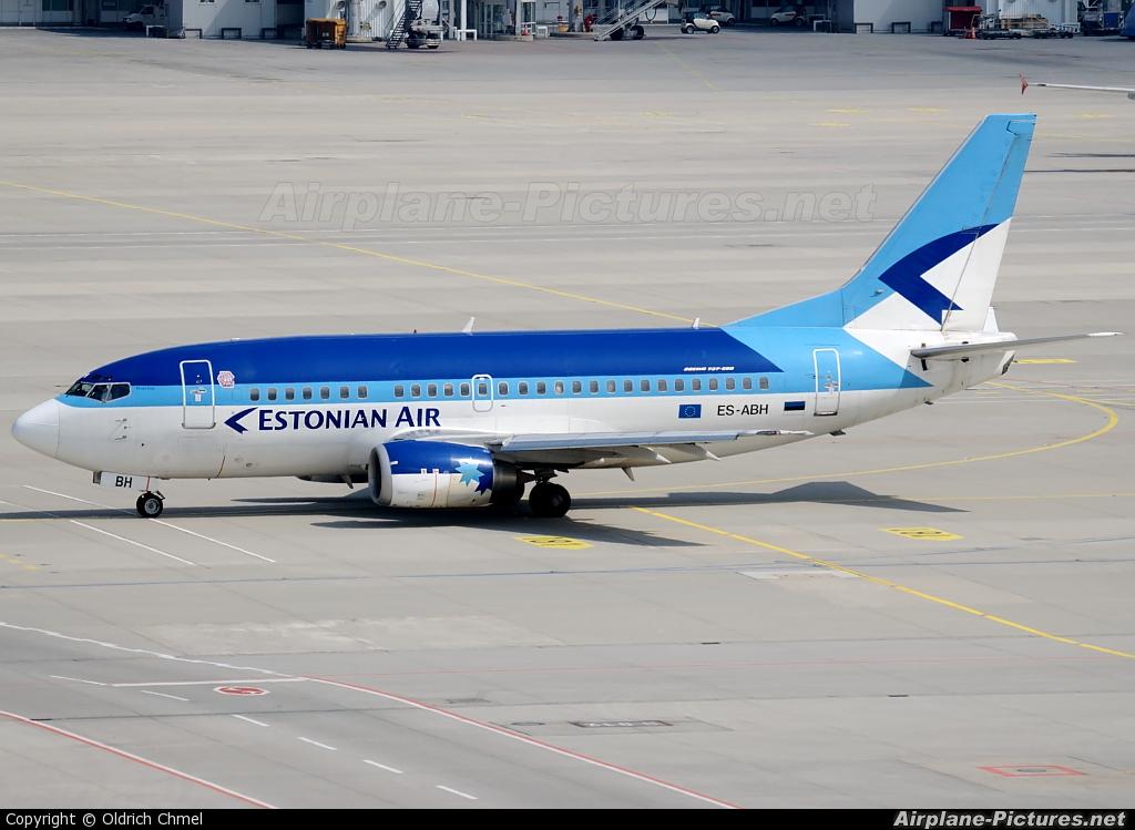 Estonian air final