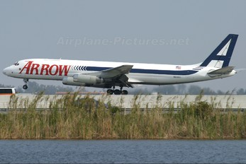 N8969U - Arrow Air McDonnell Douglas DC-8F