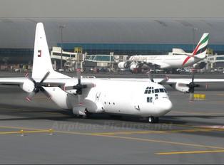 312 - United Arab Emirates - Air Force Lockheed C-130H Hercules