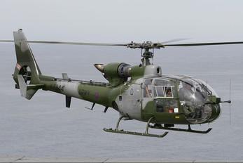 XZ344 - British Army Westland Gazelle AH.1