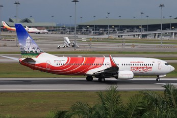 VT-AXN - Air India Express Boeing 737-800