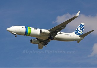 PH-HZA - Transavia Boeing 737-800