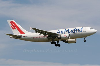 D-AIDH - Air Madrid Airbus A310