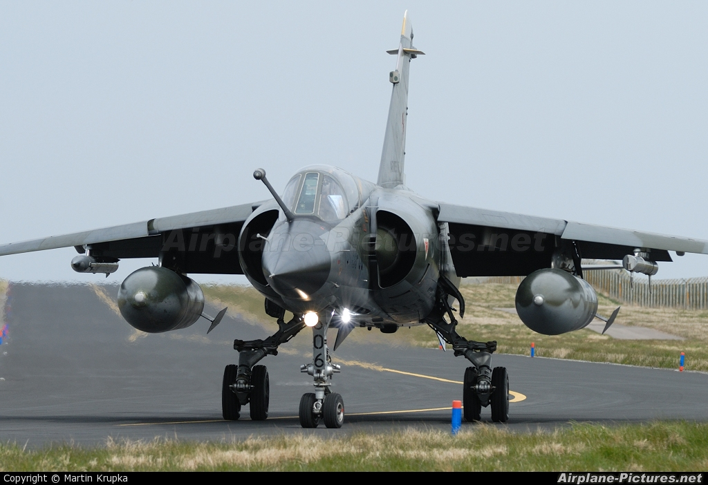 France - Air Force 606 aircraft at Lossiemouth