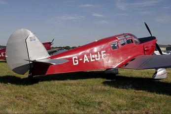 G-ALJF - Private Percival P.28 Proctor 3