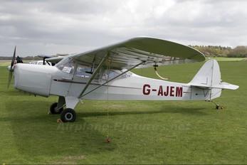 G-AJEM - Private Auster 5J1 Autocrat