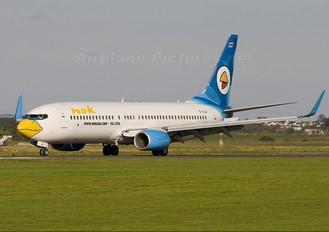 G-XLAI - Nok Air Boeing 737-800