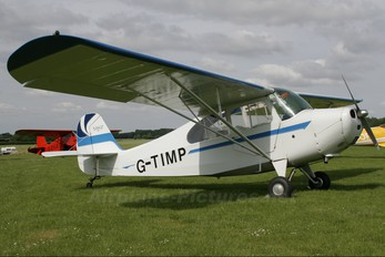 G-TIMP - Private Aeronca Aircraft Corp 7BCM