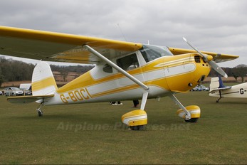 G-BOCI - Private Cessna 140