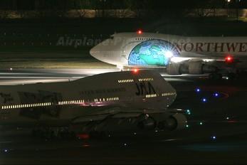 JA8185 - Japan Asia Airways Boeing 747-300