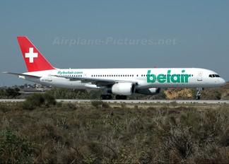 HB-IHS - Belair Boeing 757-200