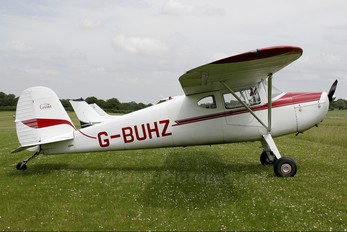 G-BUHZ - Private Cessna 120