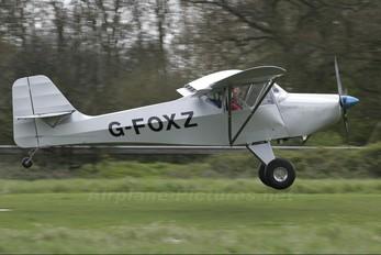 G-FOXZ - Private Denney Kitfox