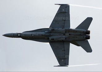 HN-432 - Finland - Air Force McDonnell Douglas F-18C Hornet