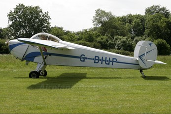 G-BIUP - Private Nord NC.854S