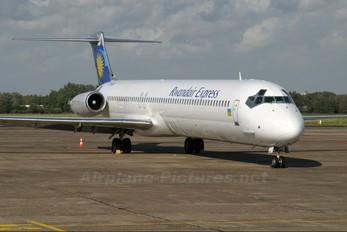 3D-MDJ - Rwandair Express McDonnell Douglas MD-82