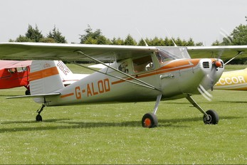 G-ALOD - Private Cessna 140