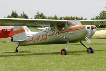 G-ALOD - Private Cessna 140