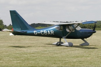 G-CBAR - Private Stoddard-Hamilton Glastar
